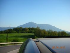 Mt Rtanj Pyramid | Buzz Paranormal