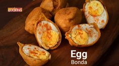 EGG BONDA | Starter The personal favourites of the south Indians have got to be Samosas and bondas. Near every roadside stall that sells these yummy and divine snacks, the public can be found waiting in swarms. However, with the quantity of spices and oil used, this is not so healthy if had often. Yet, our mind is fickle. It is known to divert from our thoughts and determinations often. And the tempting aroma of these dishes doesn't help either. So, the only way to keep ourselves satisfie...