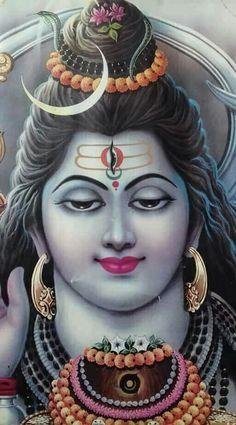 "Shiva is known as ""The Destroyer"" inside the Trimurti, the Hindu trinity that incorporates Brahma and Vishnu \ Hindu Rituals, Mahakal Shiva, Shiva Statue, Shiva Art, Lord Shiva Hd Wallpaper, Lord Vishnu Wallpapers, Rudra Shiva, Shiva Shankar, Shiva Photos"