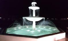 Το ιστορικό σιντριβάνι του πάρκου της Κατερίνης ξαναλειτουργεί Rho Gamma, Sigma Tau, Kappa, Fountain, Outdoor Decor, Water Fountains
