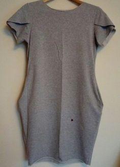 Kup mój przedmiot na #vintedpl http://www.vinted.pl/damska-odziez/inne/15979142-unisono-sukienka-m-szara