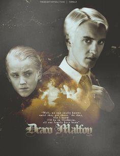 Draco Malfoy<3