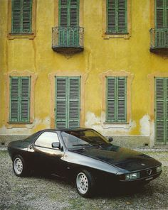 1983 ALFA ROMEO ZETA SEI BERLINETTA - by Carrozzeria Zagato of Milan
