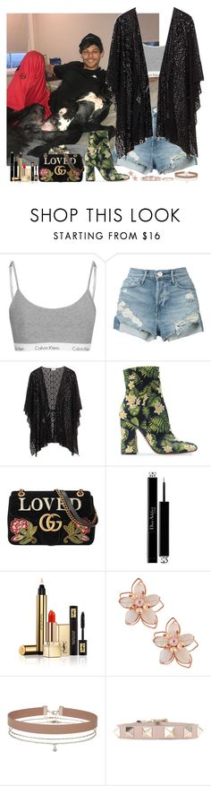 """""""Louis Tomlinson #63"""" by ambere3love34 ❤ liked on Polyvore featuring 3x1, Gianvito Rossi, Gucci, Christian Dior, Yves Saint Laurent, NAKAMOL, Miss Selfridge and Valentino"""