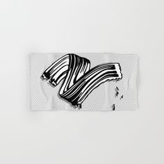 Make your reflection jealous with this artist-designed Bath Towel. The soft…