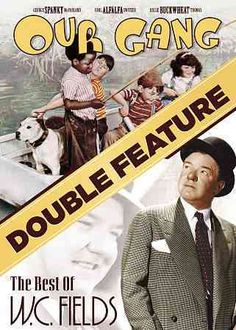 This double feature contains OUR GANG, a series of films from the 20s and 30s about the adventures of a group of neighborhood kids and The Best of W.C. Fields, which includes three short films entitle