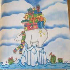 Bastel-Kreativ-Blog von Ke-Si: Ausmalbuch :Mein wundervolles Weihnachtsfest
