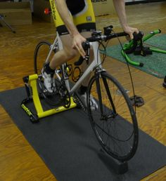 Bike Trainers - More than a Foul-Weather Friend
