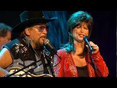 "Waylon Jennings & Jessi Colter -  ""Suspicious Mind""---Waylon Finale Concert---January 2000"