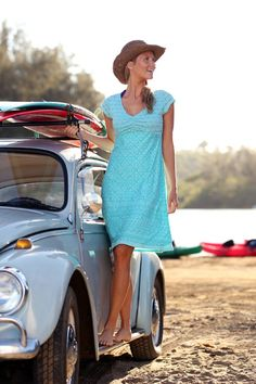 Dhara Dress   Athleta Spring 2013 Collection  I think this is cute