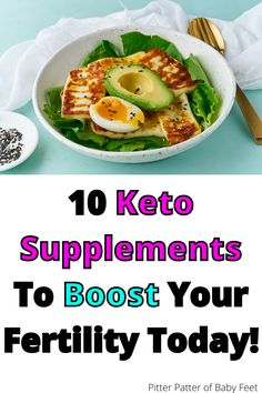 The keto diet can provide more than just weight loss benefits! It can help aid your fertility while TTC! But you have to supplement! Here are 10 keto supplements you need to add to your keto fertility diet! keto supplements for women, keto fertility diet, fertility foods, fertility diet, fertility boosters, fertility foods tyring to conceive Fertility Boosters, Fertility Foods, Keto Supplements, Diets For Men, Keto Flu, Super Greens, Healthy Weight, Meal Planning