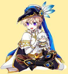 Anime Guys, Tarot, Princess Zelda, Dark Fantasy, Fantasy Art, Boys, Fictional Characters, Watercolor Art, Rainbow