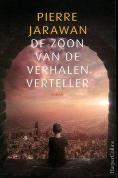 De zoon van de verhalenverteller - Jarawan, Pierre, boek van de maand in DWDD van januari 2017