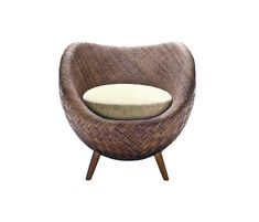 Armchairs | Seating | La Luna Easy Armchair | Kenneth Cobonpue. Check it out on Architonic
