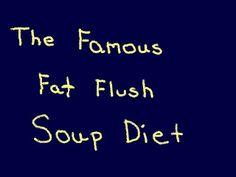 Famous Fat Flush Diet