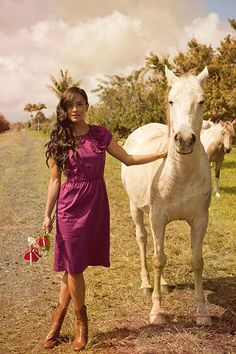 Poplin Mauna Kea Dress from the South Pacific Collection by Shabby Apple