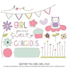 You Are: Girl ·CU·
