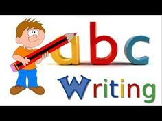 ABC Writing | Alphabet Writing | Small Letters | Lower-Case Letters - YouTube