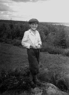 1948. Ленинградская область, посёлок Поляны