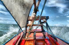 Jangada Brasil « Indigenous Sails