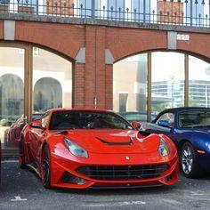 Cummins Diesel Engines, Ferrari F12berlinetta, Super Sport, Supercar, Cars And Motorcycles, Vehicles, Photography, Instagram, Photograph