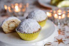 Kokosky Raffaello pro milovníky kokosu. Skvělý bonbón ukrytý jako překvapení v malém muffinu.