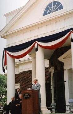 Sam Waterston, Jefferson Monticello, Somewhere In Time, Hope For The Future, That One Person, Live In The Present, Thomas Jefferson, Small Groups, July 4th