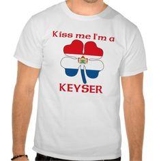 Keyser surname