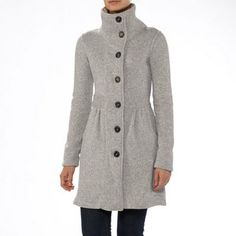 Best casual piece by Patagonia this season: Better Sweater Coat (Women's) #Patagonia #RockCreek