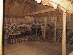 Ainu interior