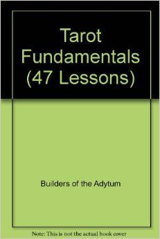 builders of the adytum lessons pdf
