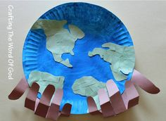 Jungle Jaunt Vacation Bible School Crafts « Crafting The Word Of God