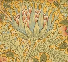 William Morris Artichoke by John Henry Dearle