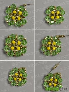 Are you beading jewelry lover? If yes, today's Pandahall tutorial on how to make chic glass beads floral bracelet for girls is really worth your attention!