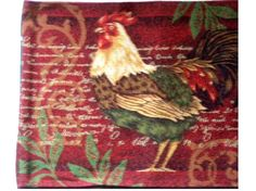 Rooster Kitchen Decor Knife Sheaths 200 Best Country Images Roosters Tapestry Table Runner Decorchickens