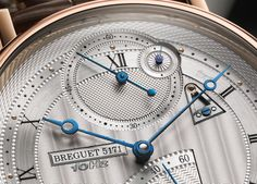 Breguet - Classique Chronométrie 7727 - dial - detail #watchdesign