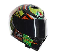 AGV K3 SV Elements helmet