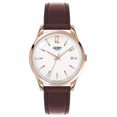 6adaf5f7c860 Henry London Richmond Unisex Watch HL39-S-0028  Henry  Watch  RoseGold.  Hollins   Hollinshead