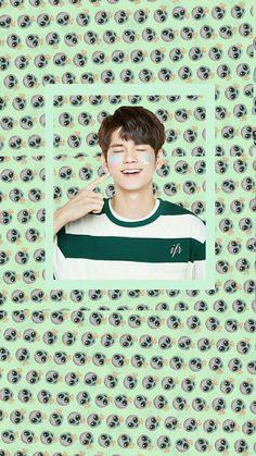 Ong Sung Woo | wanna one wallpaper | ong sung woo wallpaper Produce 101 Season 2, Second Season, Jinyoung, Dancer, Singing, Idol, Polaroid Film, Wallpapers, Entertaining
