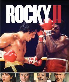 Rocky II...my favorite Rocky movie