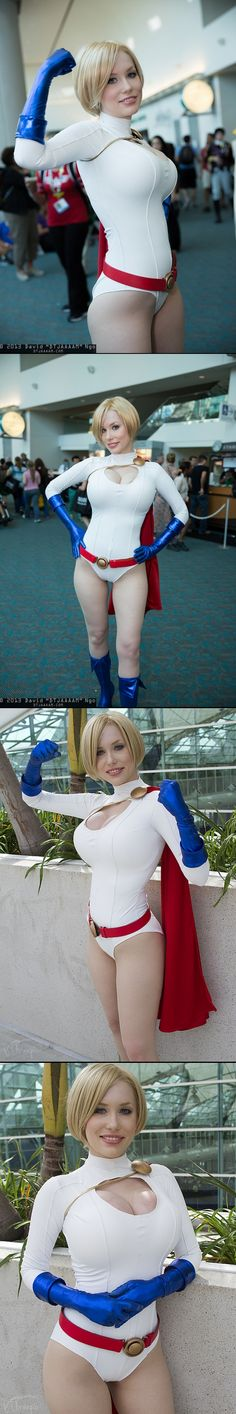 Power Girl Cosplayer: Precious Cosplay Photographers: David Ngo & V Threepio