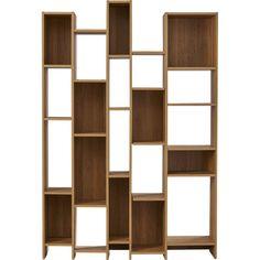 Hashtag Home Viper Geometric Bookcase Cube Furniture, Furniture Decor, Furniture Storage, Furniture Dolly, Furniture Makeover, Office Furniture, Bookcase Shelves, Shelving, Bookcases