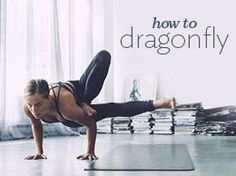 Dragonfly packs a lot of punch. It includes a deep twist, a juicy hip opener, and an arm balance—all in one little asana. There are many stops along the way to full Dragonfly (if you need to get off the bus, do so!) so that ...read more