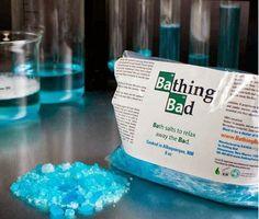 Sales de Baño Breaking Bad | Merchandising Películas