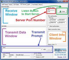 Hercules Server Config