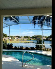 COMING SOON! Stunning Single Family Waterfront Pool Home, Venice, FL