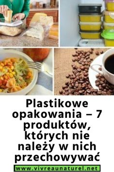Plastikowe opakowania – 7 produktów, których nie należy w nich przechowywać Lunch, Breakfast, Food, Morning Coffee, Eat Lunch, Essen, Meals, Lunches, Yemek