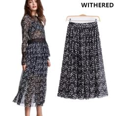 Aliexpress.com : Buy Withered bts lace skirts women england style ruffles sexy lady lace printing stars lace with lining party skirts women plus size from Reliable lace skirt women suppliers on Withered Store