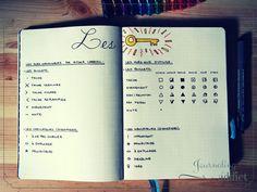 Comment apprendre à s'organiser avec un Bullet Journal. Définition des clés (keys) et des indicateurs (signifiers). Personnalisez votre Bullet Journal.