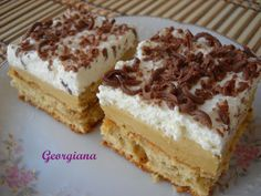 Just cooking! Great Coffee, Just Cooking, Tiramisu, Cupcakes, Ethnic Recipes, Sweet, Caffeine, Sweets, Magick